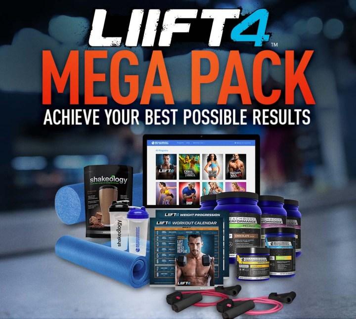 liift4 challenge pack