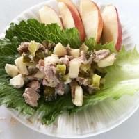 Healthy Tuna Salad Wrap