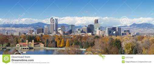 Denver Backdrop