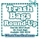 Trash Bags Round UP