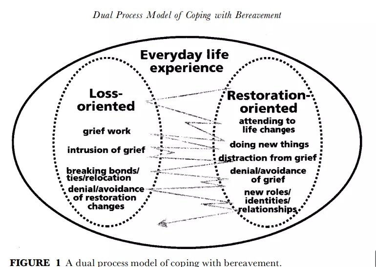 Grief Theory 101: The Dual Process Model of Grief