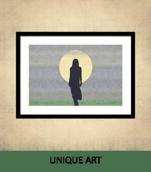 unique art