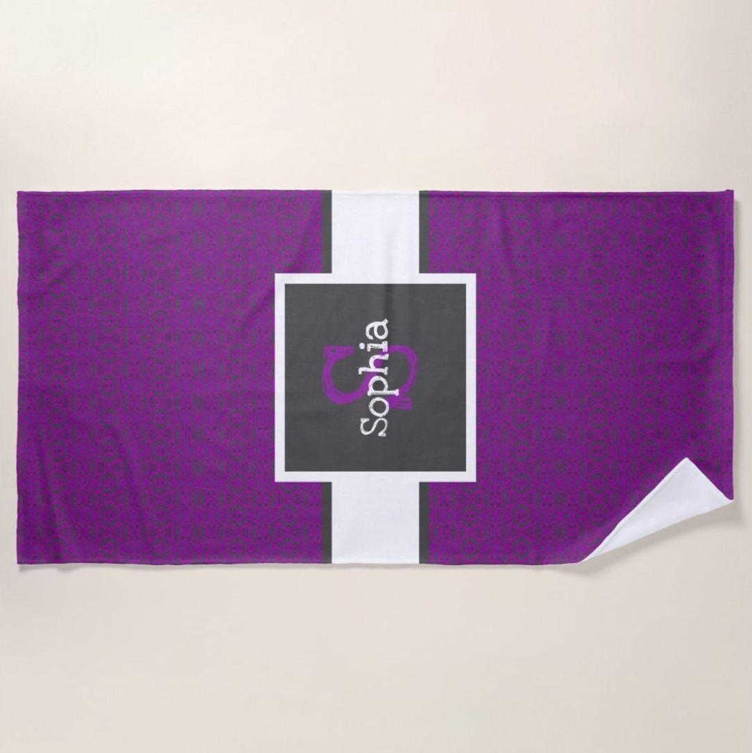 sophia towel
