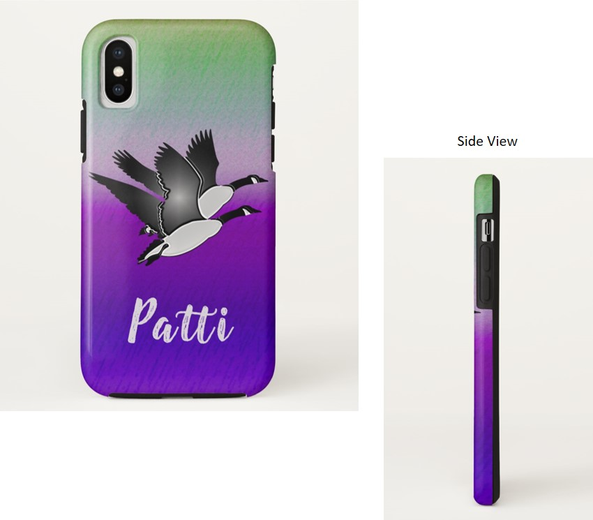 Geese personalized phone case(ii)