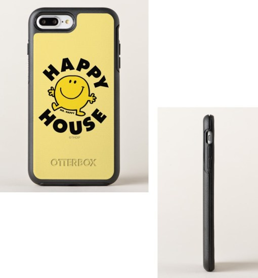 Happy _phone case happy house