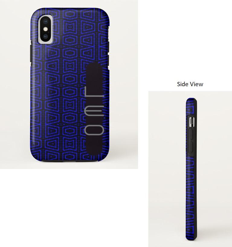 Leo phone case