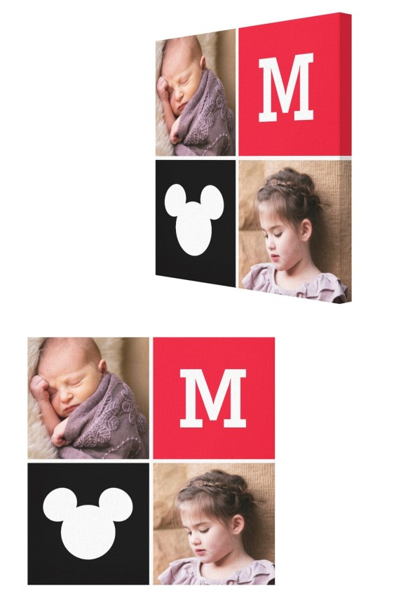 Mickey canvas