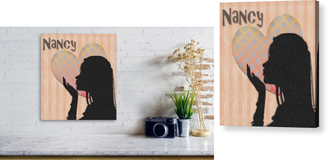 Nancy name art
