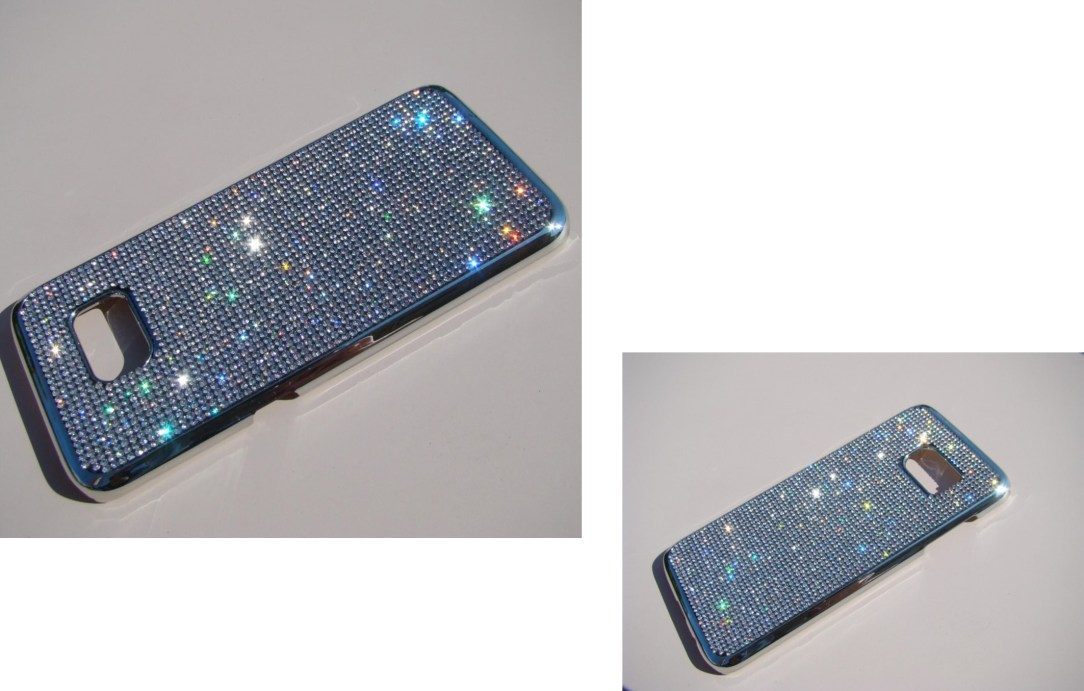 Samsung Galaxy rhinestone case ii(gem names)