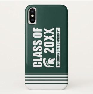 michigan state_class of_phone case
