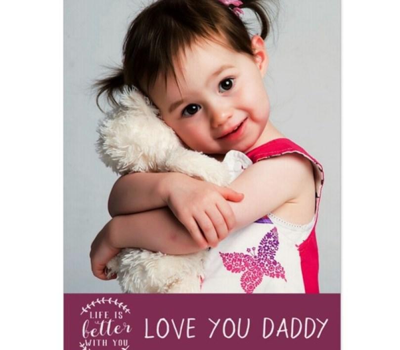 create family photo cards