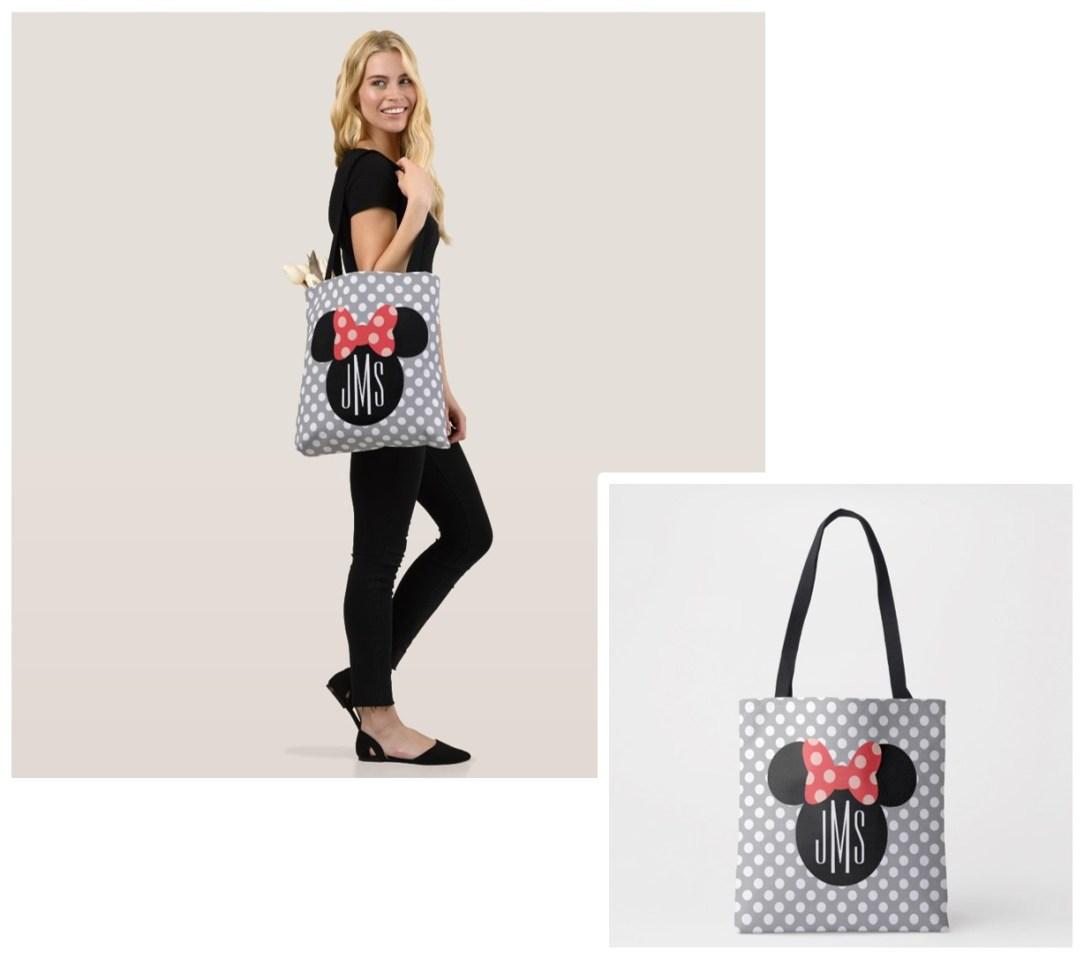 Disney Minnie Tote Bag
