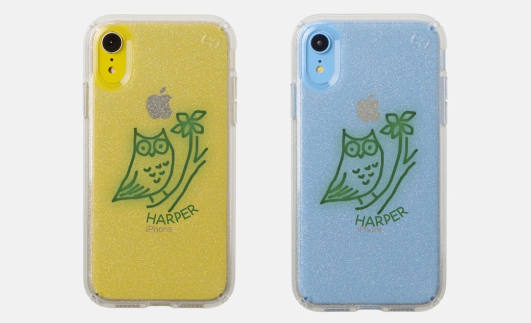 personalize SPECK case (owl)