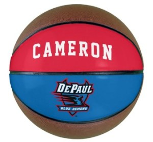 Create Your Own Custom Basketball