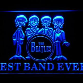 The Beatles neon sign LED