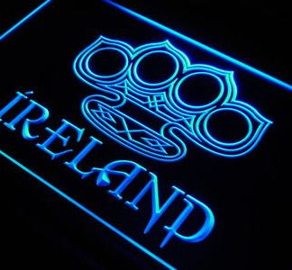 Ireland neon sign LED