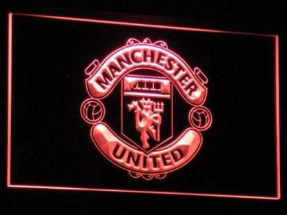 Manchester United F.C. neon sign LED