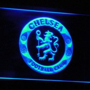 Chelsea F.C. neon light sign