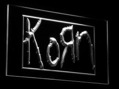 Korn neon sign LED