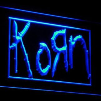 Korn neon sign LED