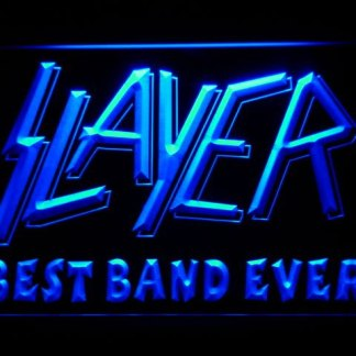 Slayer neon sign LED
