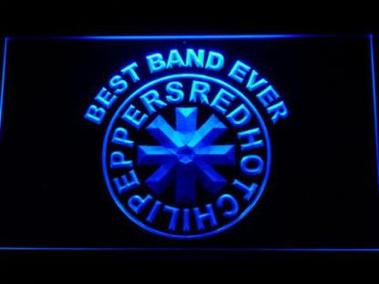 Red Hot Chilli Peppers neon sign LED