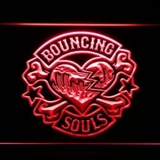 Bouncing Souls neon sign LED