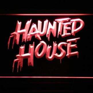 Haunted House neon sign LED