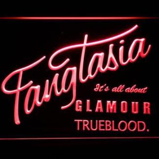 True Blood Fangtasia neon sign LED