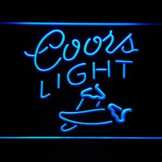 Coors Light - Chilis neon sign LED