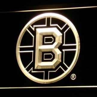 Boston Bruins neon sign LED