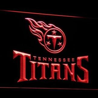 Tennessee Titans neon sign LED