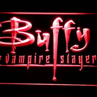 Buffy The Vampire Slayer neon sign LED