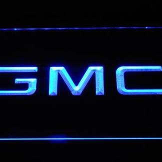 GMC neon sign LED