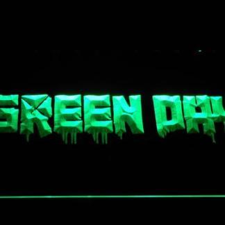 Green Day 21st Century Breakdown neon sign LED