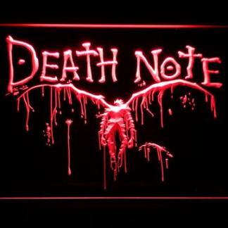 Death Note Ryuk neon sign LED