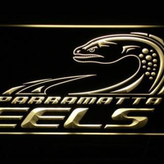 Parramatta Eels neon sign LED