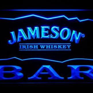 Jameson Bar neon sign LED
