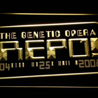 Repo The Genetic Opera neon sign LED