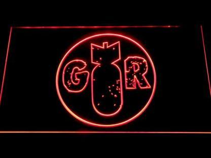 Good Riddance neon sign LED