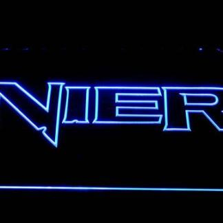 Nier neon sign LED