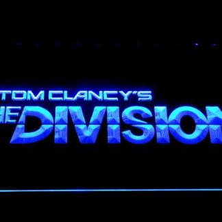 Tom Clancy's The Division neon sign LED