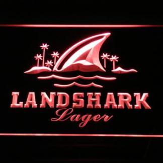 Landshark neon sign LED