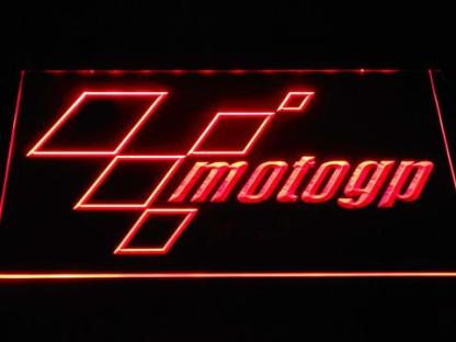 MotoGP neon sign LED