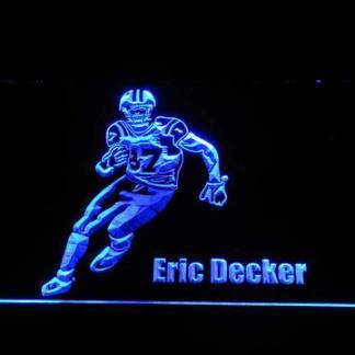 New York Jets Eric Decker neon sign LED