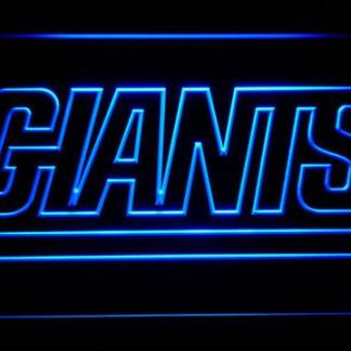 New York Giants 1976-1999 - Legacy Edition neon sign LED