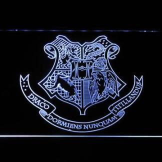 Harry Potter  Hogwarts Crest neon sign LED