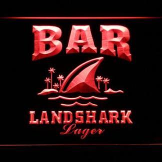 Landshark Bar neon sign LED