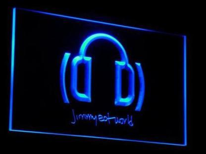Jimmy Eat World neon sign LED