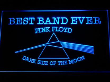 Pink Floyd Dark Side Best Band Ever neon sign LED